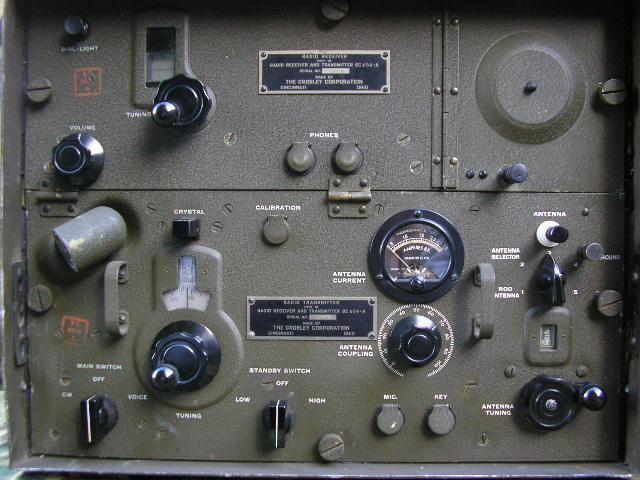 SCR-284 Radio Set | N6CC