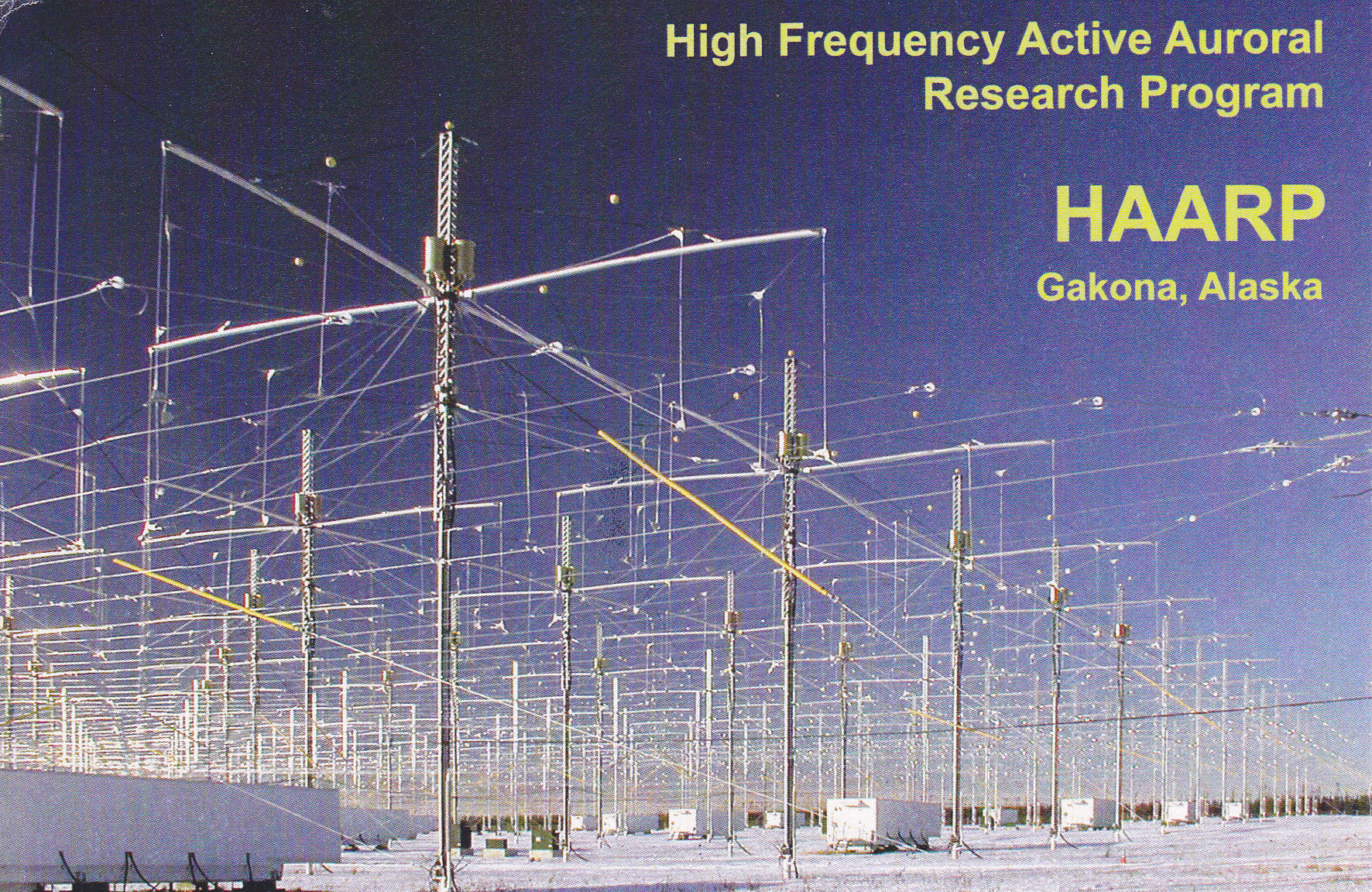 haarp project
