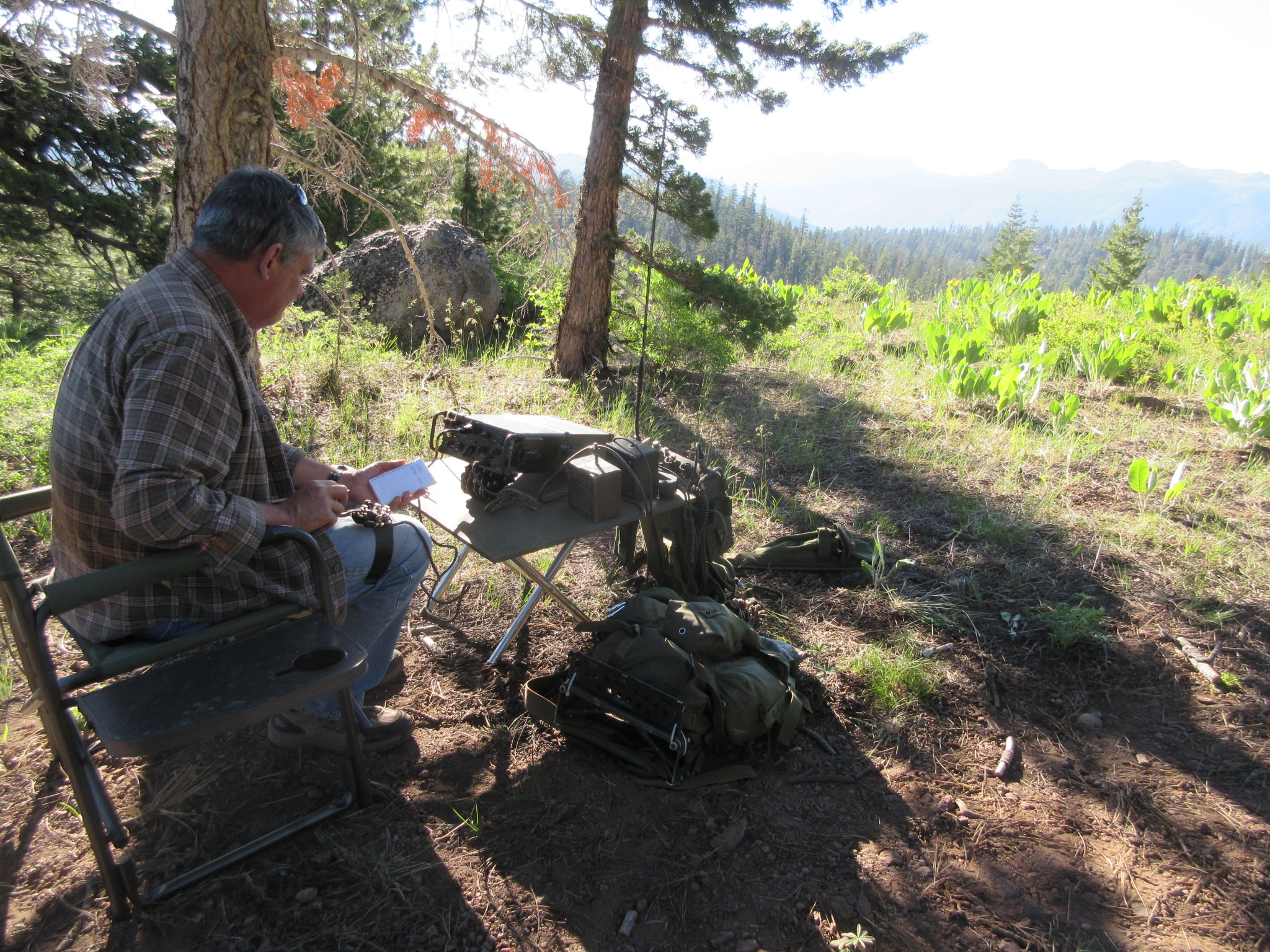 Off-Grid Comms from remote location