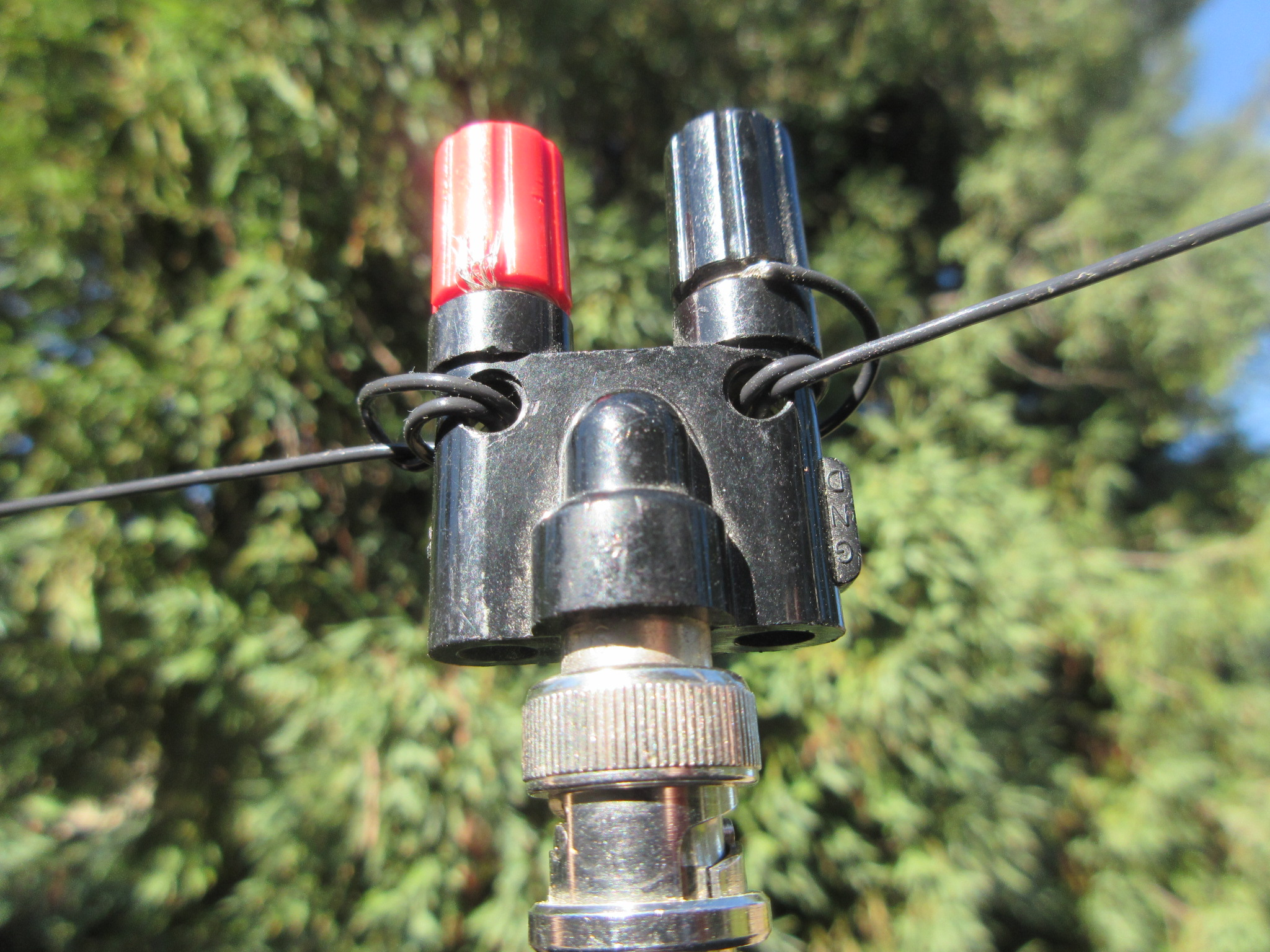 Field Expedient Antenna Systems N6cc