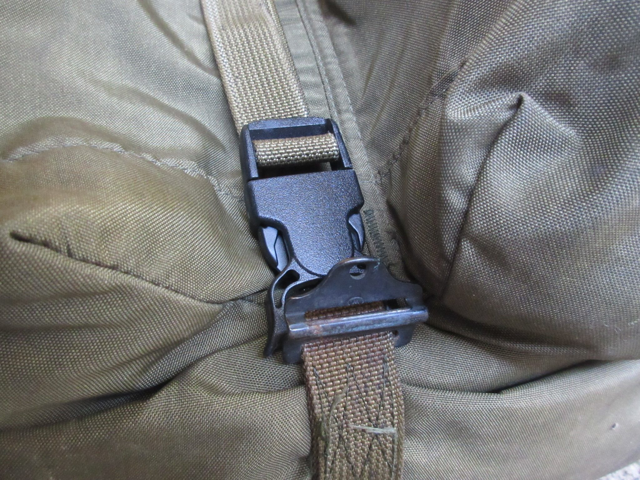ALICE Quick Disconnect Strap Buckles