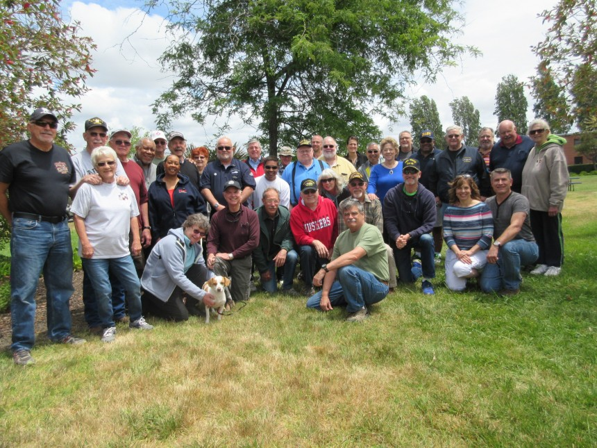 MIUW 103/104 Reunion Picnic 2016