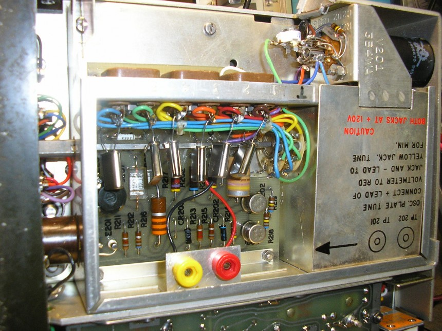 TRC-77 Transmitter Crystals
