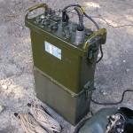 TRC-77A HF CW Transceiver