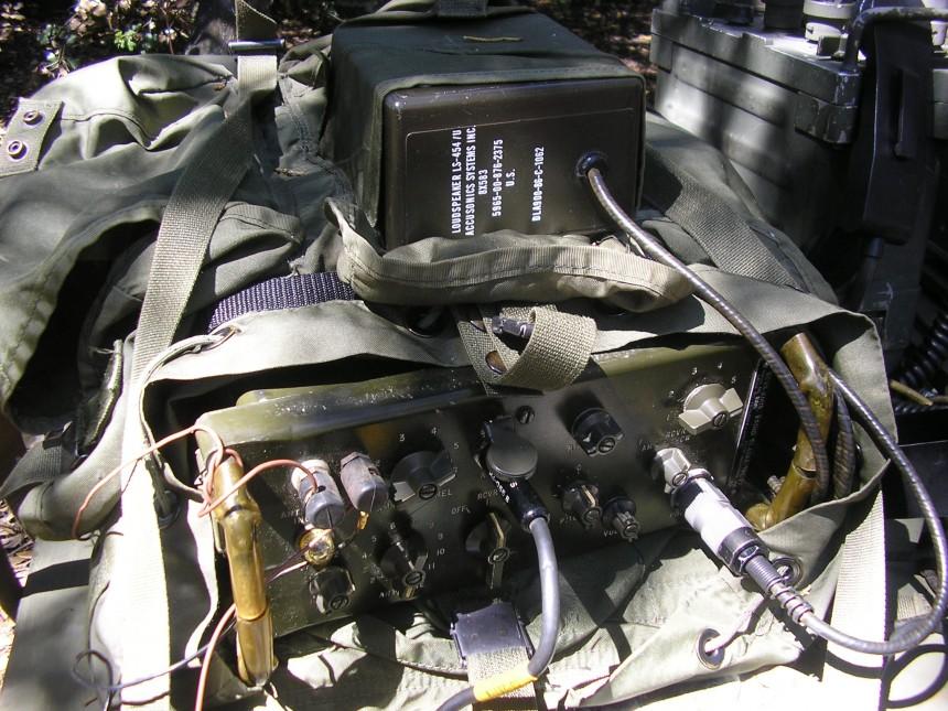 TRC-77 On Duty