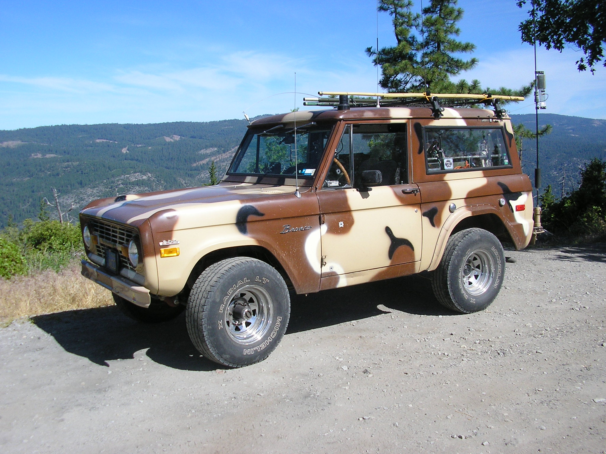 N6CC 1971 Bronco