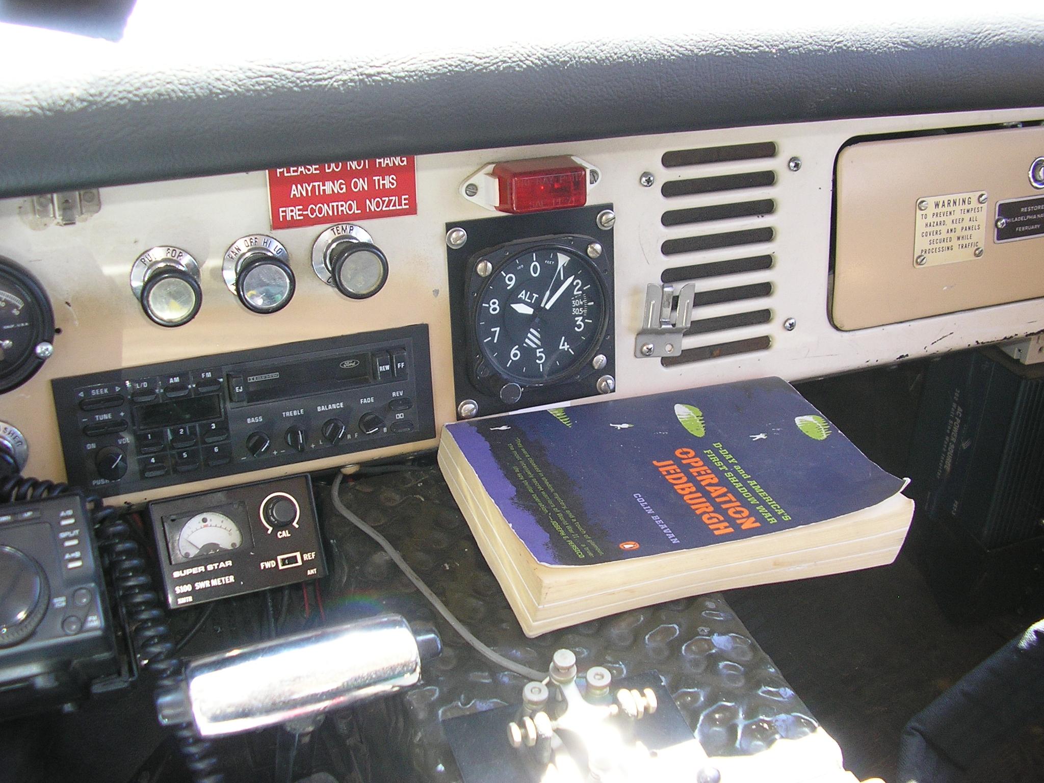 Bronco Altimeter
