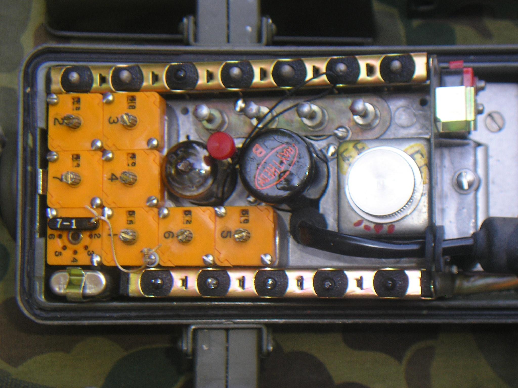 PRC-6 Internals