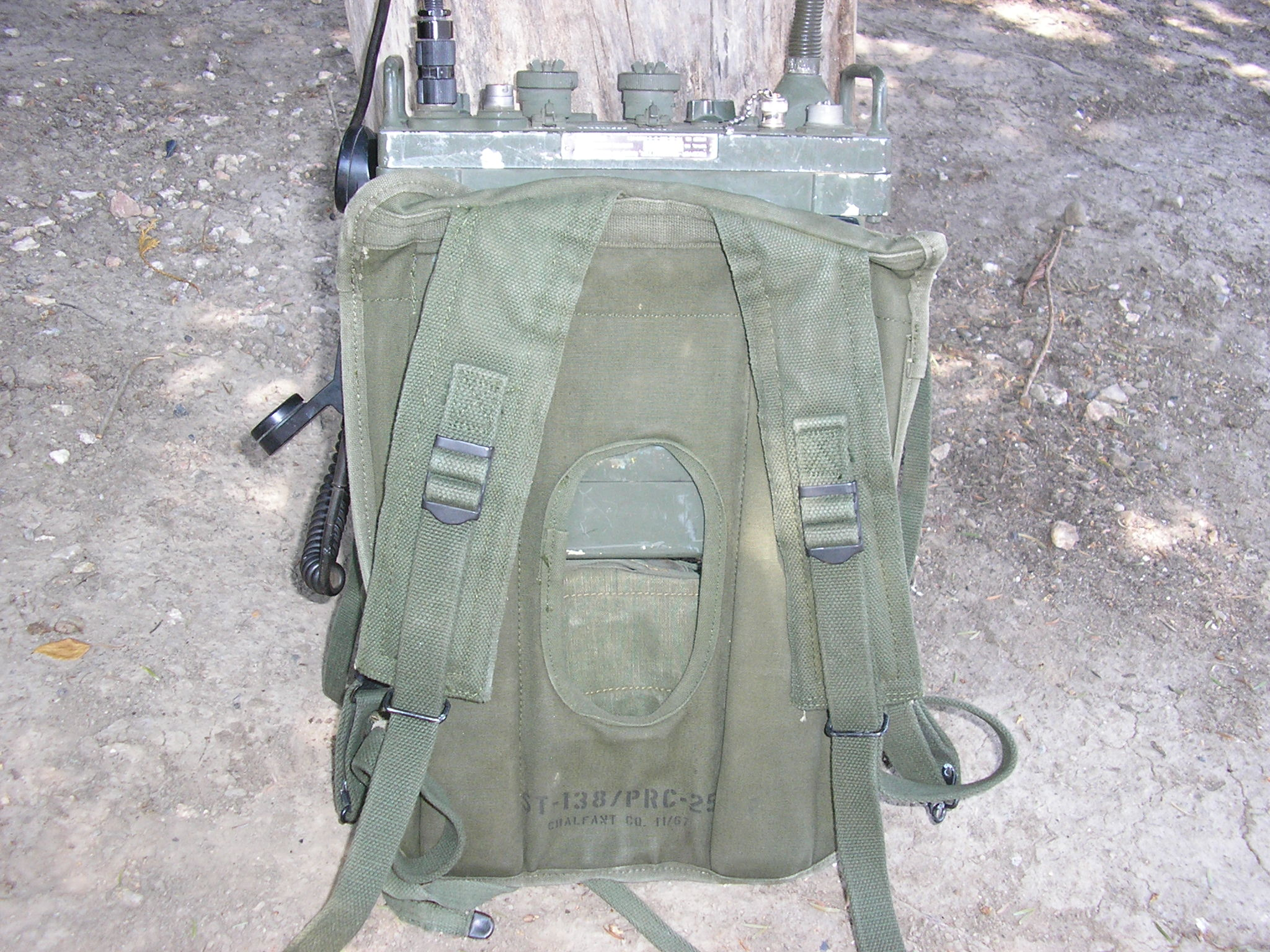 ST-138 Carrying Harness