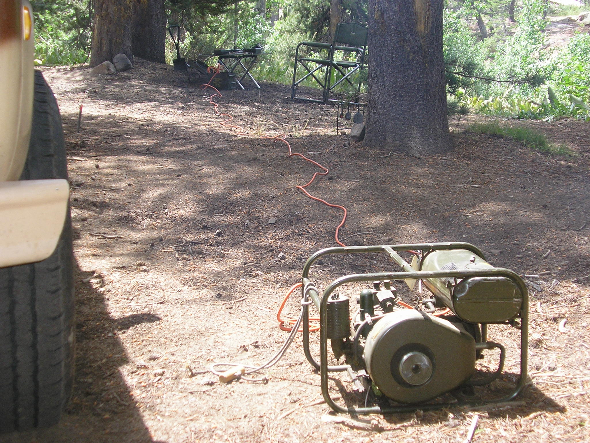 PU-181/PGC-1 Gas Generator