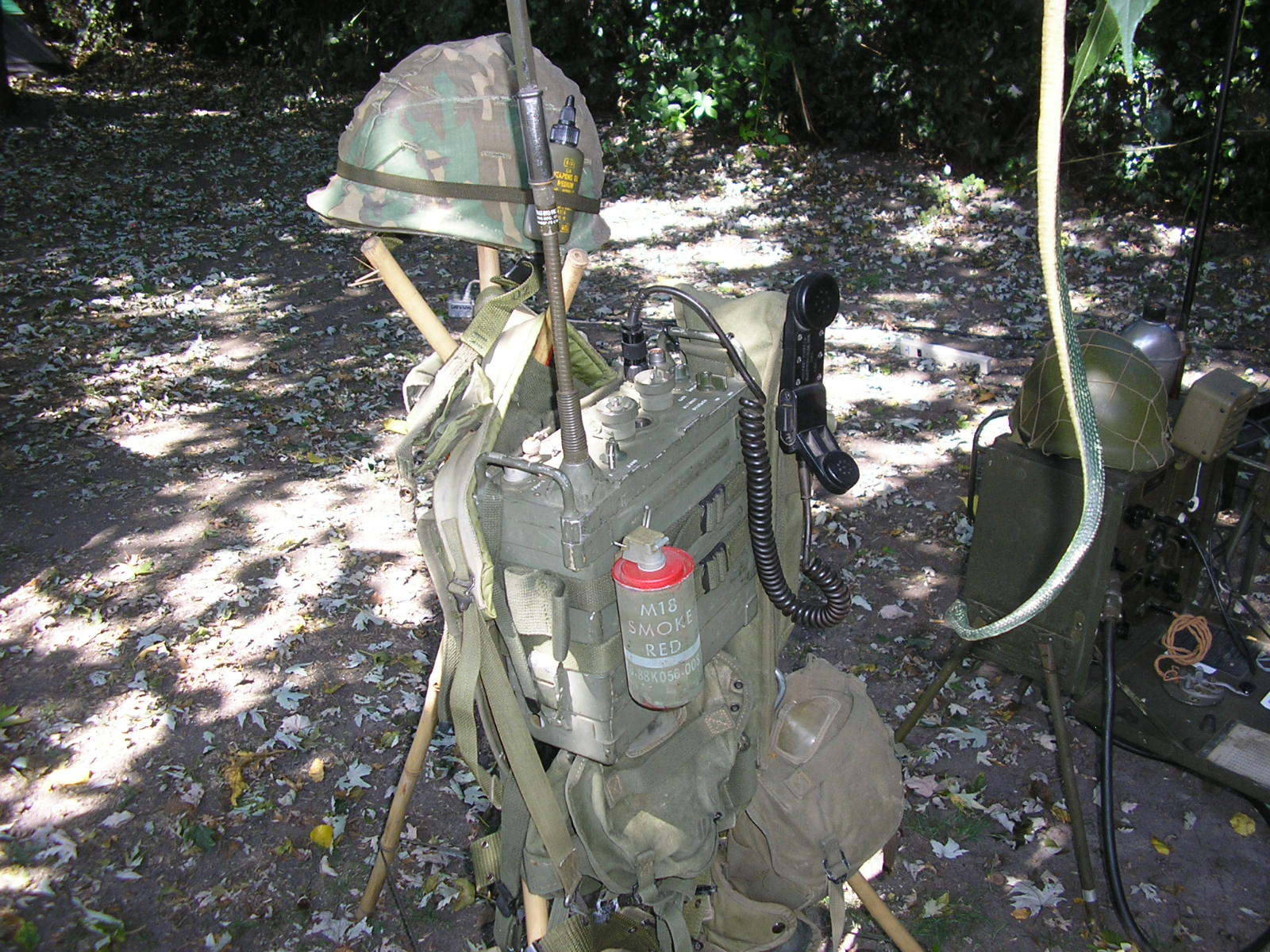 Mrgc Mvcc Battalion Communications Center N6cc