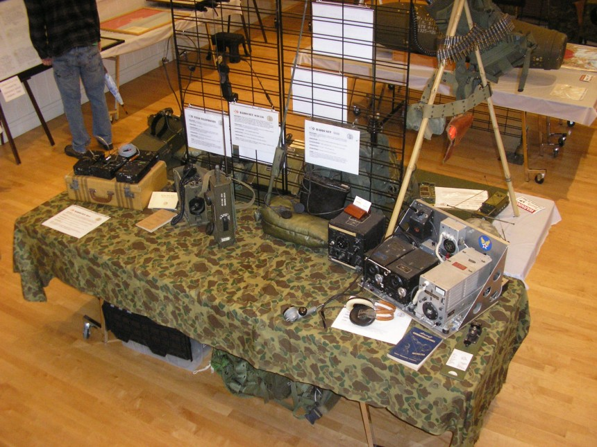 Veterans Day 2015 Radio Display