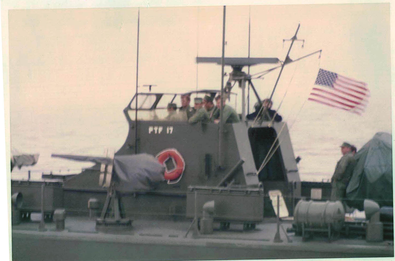 Fast Patrol Torpedo Boats / PTF-17 | N6CC