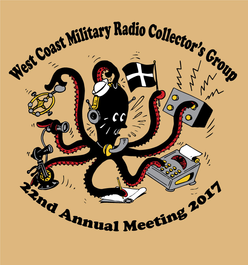 by the West Coast Military Radio