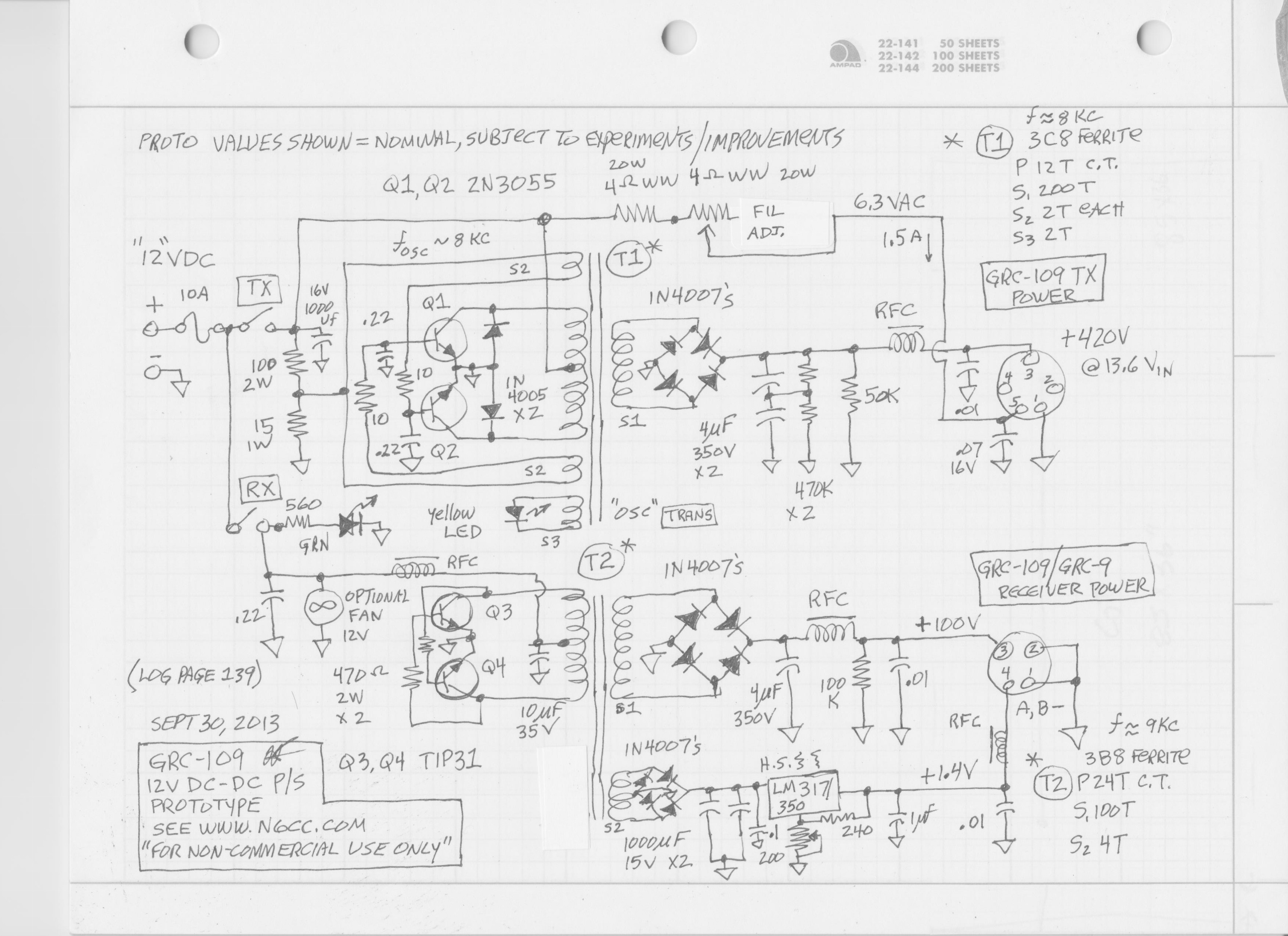 The Cool Meter Is Pegged On This Briggs And Stratton 65 Hp Engine Diagram Mia Blog Grc 109 12 Volt Dc Power Supply N6cc