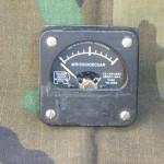 Radium Painted Meters